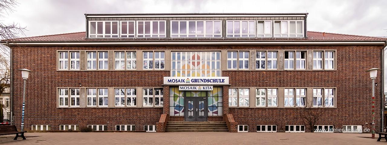 Mosaik-GS-Gebäude